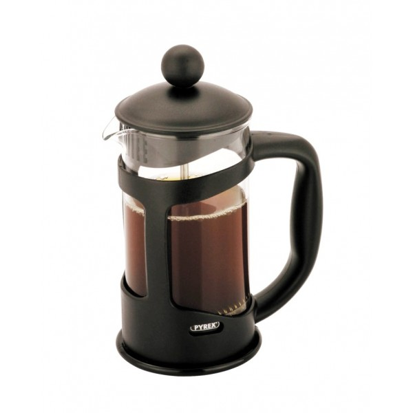 Cafeti re piston verre l support plastique - Utilisation cafetiere a piston ...