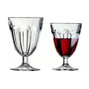 Verres à vin Or X  art de la table  Facile fête