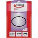 joint d 'autocuiseur SEB clipso 4,5l/6l/7,5 l diamètre 220mm - 792350