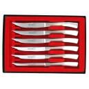 couteaux de table inox André Verdier par 6