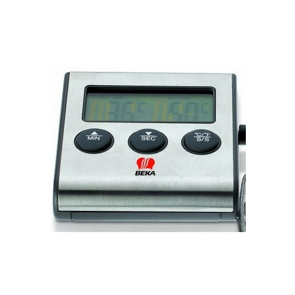 Thermom tre de cuisson lectronique beka - Thermometre de cuisson darty ...