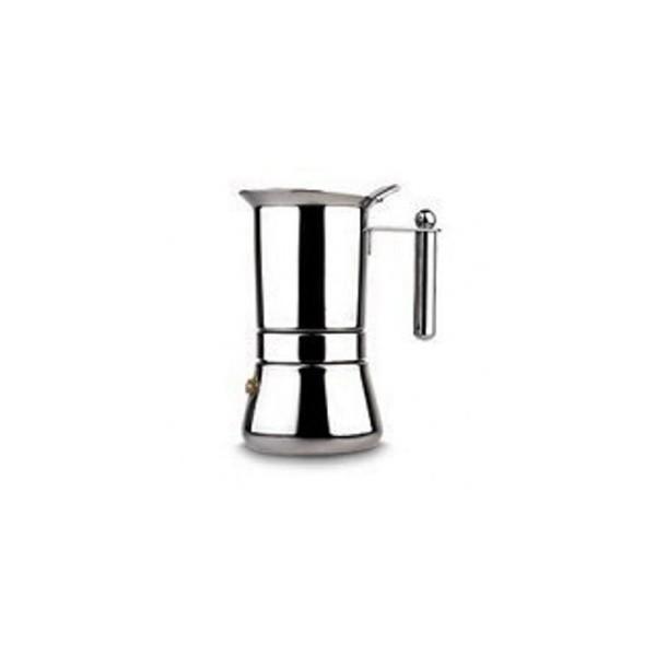 cafeti re italienne inox 12 tasses vev vigano vespress. Black Bedroom Furniture Sets. Home Design Ideas
