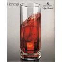 verre à coktail handel par 4 LUIGI BORMIOLI 27.5 CL