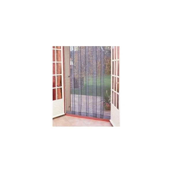 Rideau de porte fen tre moustiquaire morel arles consitut for Moustiquaire rideau pour porte fenetre