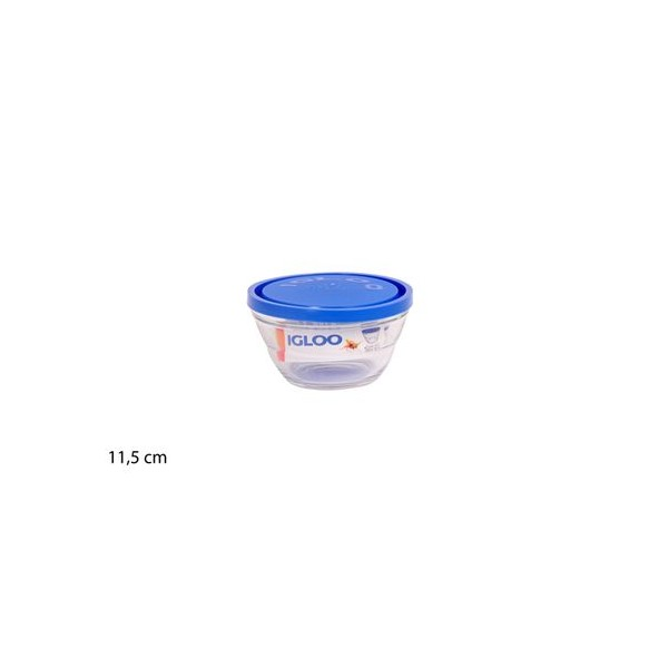 Saladier verre diam 11 5 cm avec couvercle - Saladier plastique avec couvercle ...