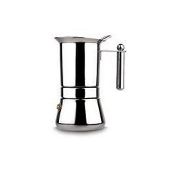 cafeti re italienne inox 2 tasses vev vigano vespress. Black Bedroom Furniture Sets. Home Design Ideas