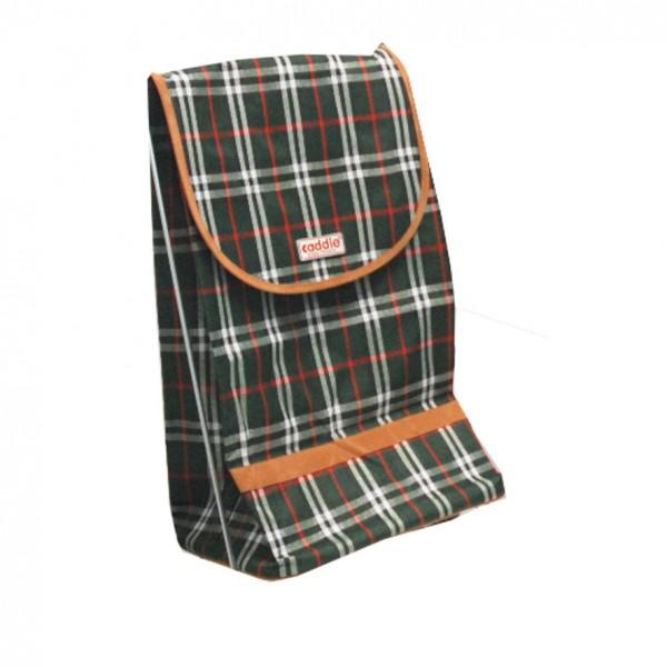 sac caddie de rechange pour chariot de march 40 litres. Black Bedroom Furniture Sets. Home Design Ideas