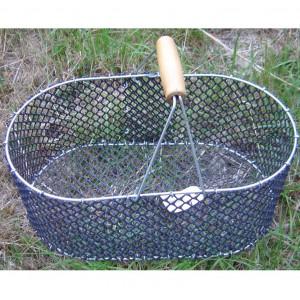 Panier de p che grillage plastique 13 litres for Grillage plastique jardin
