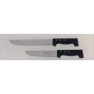 Couteau de Boucher PRADEL 22 cm manche ABS