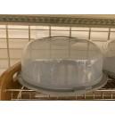 cloche plastique pour gâteau